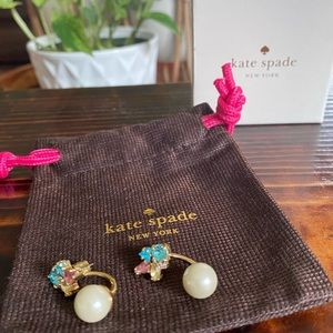 Kate Spade Designer Earrings